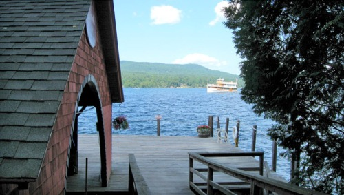 Wiawaka Holiday House on Lake George
