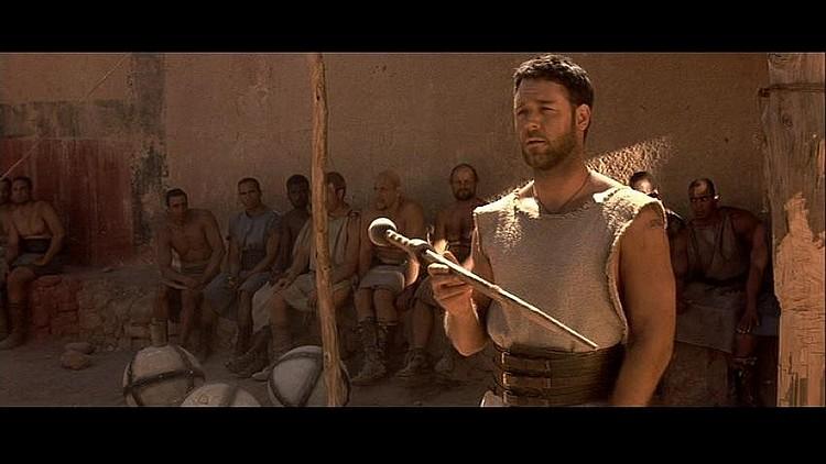 Gladiator – Jane Aus...