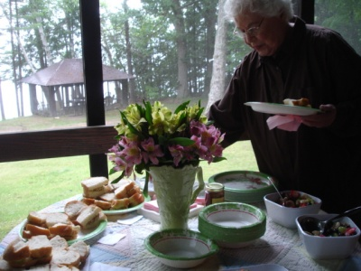 Tea on the Porch! c2013 D Barnum