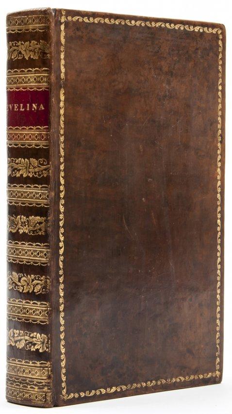 Evelina-bloomsbury-11-7-13