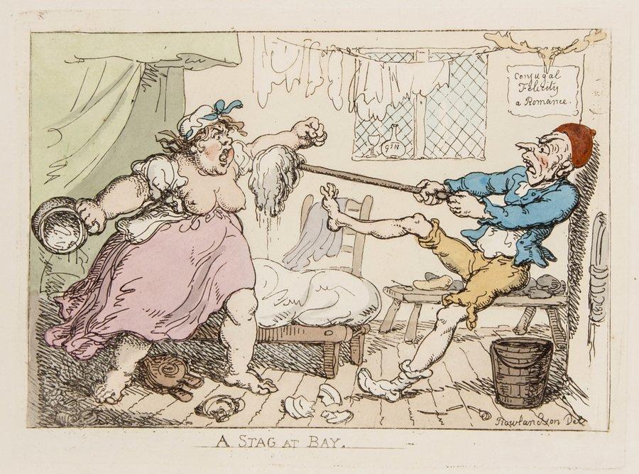 Rowlandson-miseries-bloomsbury-11-7-13