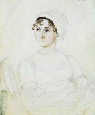 Austen Cassandra sketch