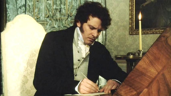 darcys first proposal essay Darcy proposes twice in pride and prejudice the first proposal is arrogant and self deluded, and when darcy realizes elizabeth will turn him down, he.