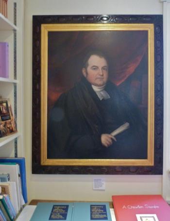 Cooper Portrait-JAHouse Museum