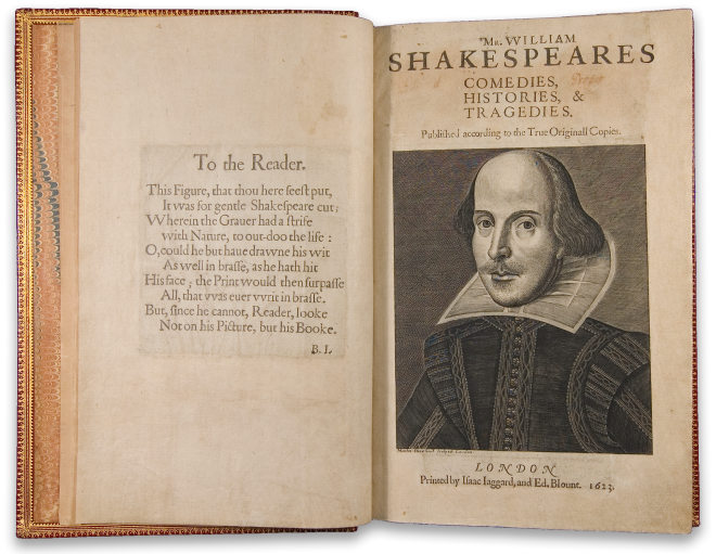 shakespeare-1stfolio-haverford