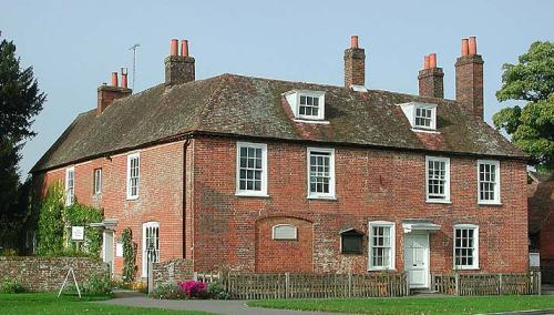 Chawton Cottage - astoft.co. uk