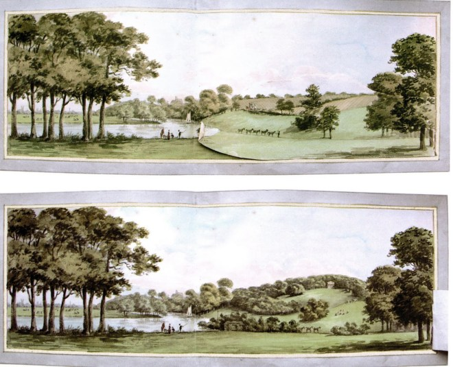 Repton's Before and After sketches (Wikipedia)