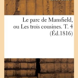 1816 French ed. reprint (2012)