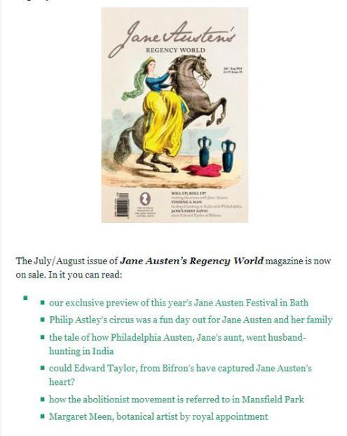 Jane Austen Regency World_8-14