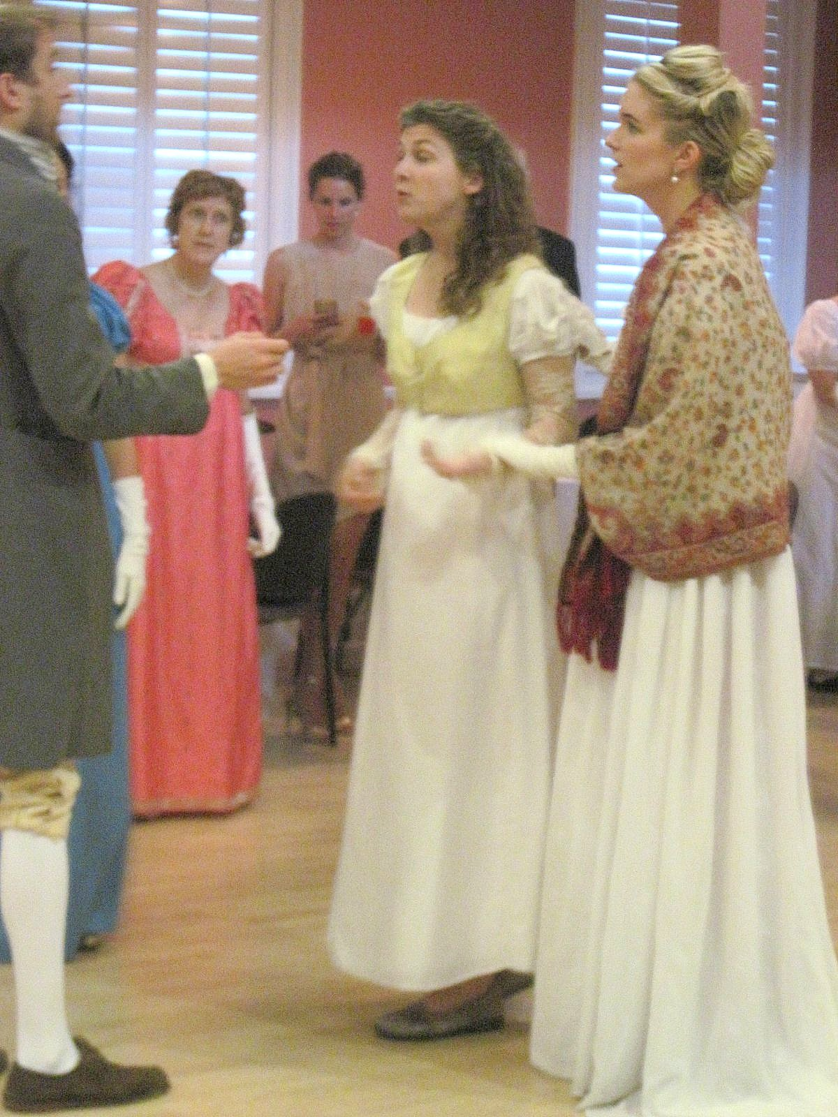 sense and sensibility jane austen in vermont drama at the sense and sensibility ball