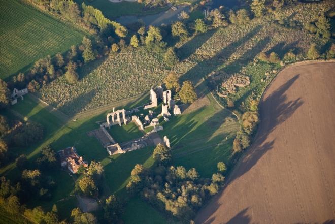 Bayham Abbey Ruins