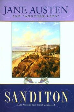book cover - sanditon