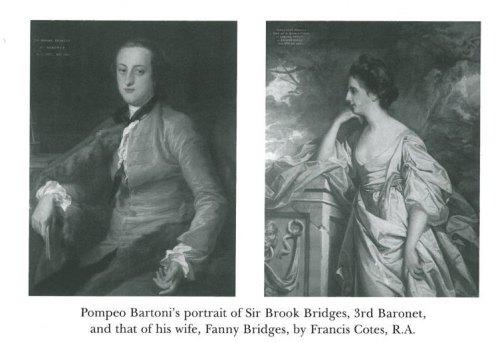 Sir Brook Bridges and Lady Bridges