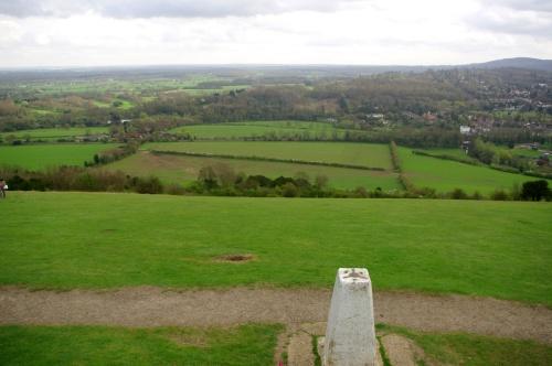 Box Hill summit 1