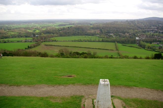 Box Hill summit 1