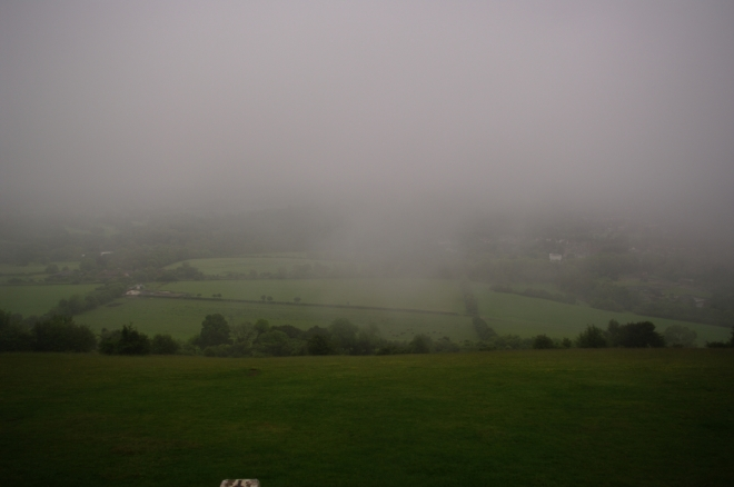 the view we saw in the mist