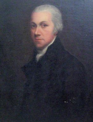 Rev Edward Northey