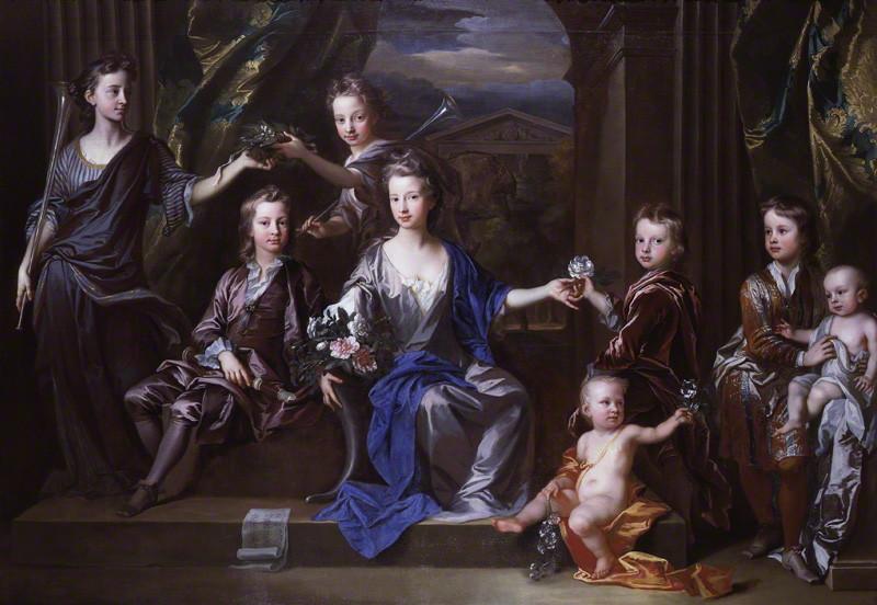 John Taylor Family
