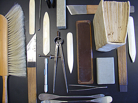Conservation tools at the NEDCC