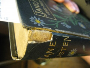A tattered 'Sense & Sensibility' at CHL