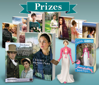Secret Pembrook Park Blog Tour Prizes x 350