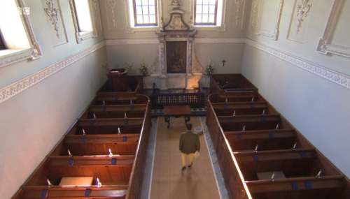 Stoneleigh Abbey Chapel - austenonly