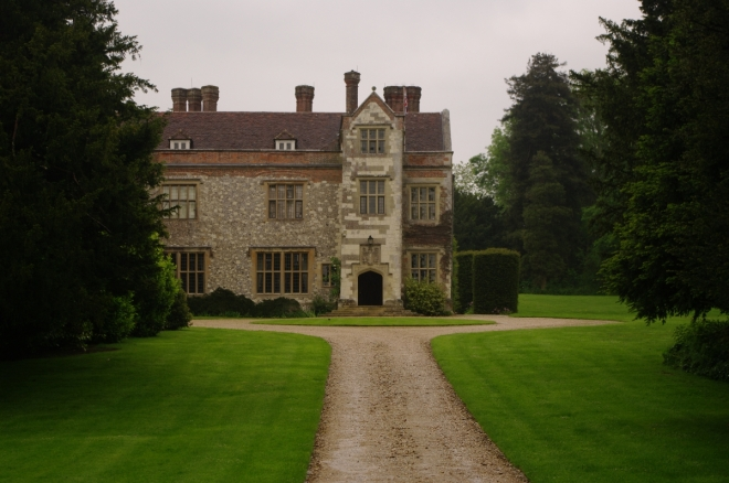 Chawton House Library today - cTony Grant