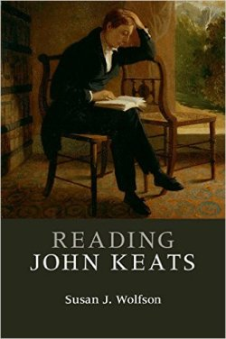 book cover-Keats