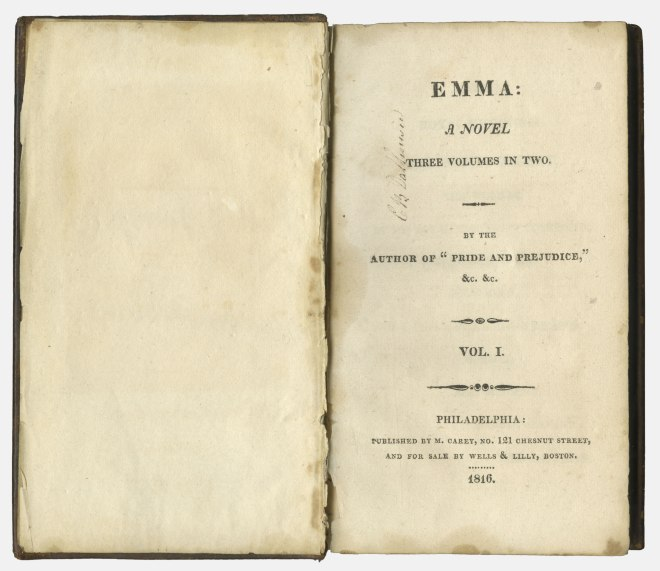 Emma1816_Vol1-title page