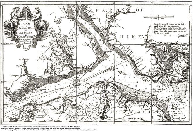 Southampton 1740