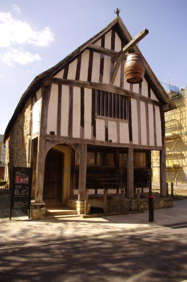 A medieval shop