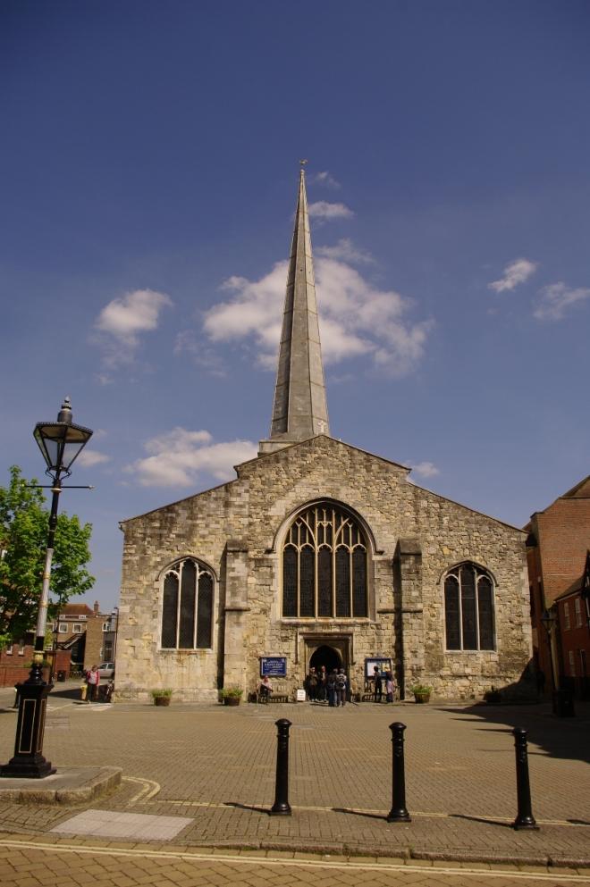 St Michaels medieval Church
