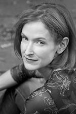 Stephanie Barron headshot 2016 photo credit Marea Evans x 150