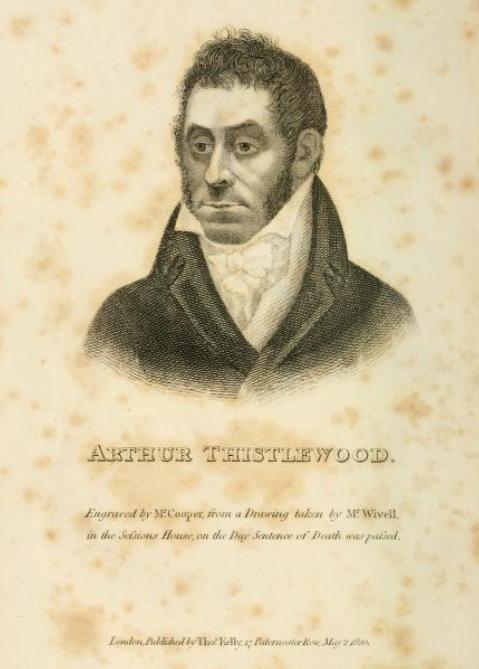 Arthur Thistlewood