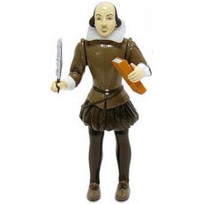 shakespeare action figure