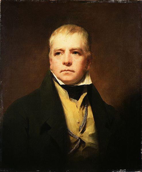 Sir Walter Scott (Wikipedia)