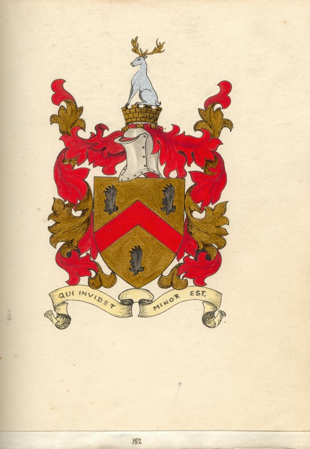 Austen coat of arms