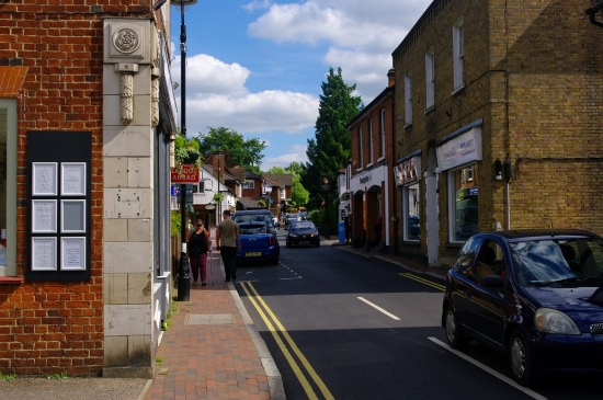 The High Street, Great Bookham