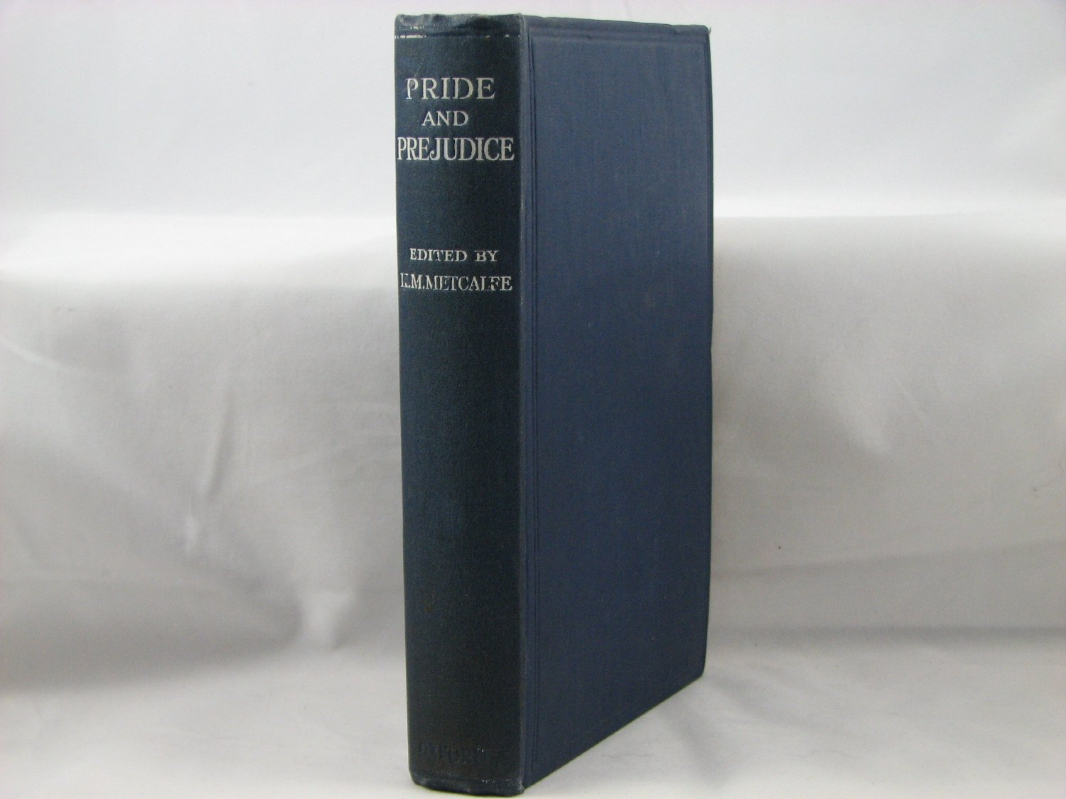 pride and prejudice jane austen in vermont pride and prejudice ed k m metcalfe oxford 1912