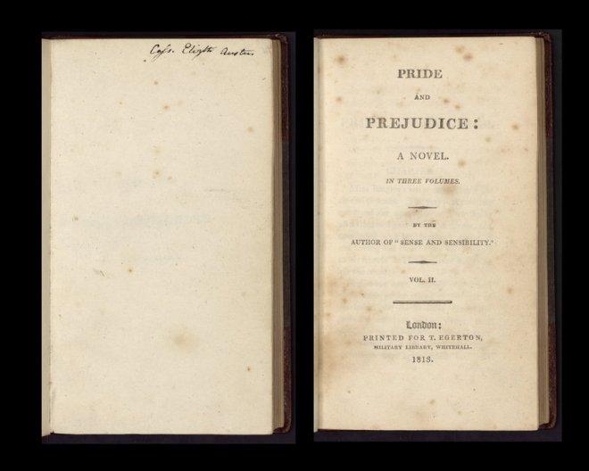 Jane austen pride and prejudice research paper