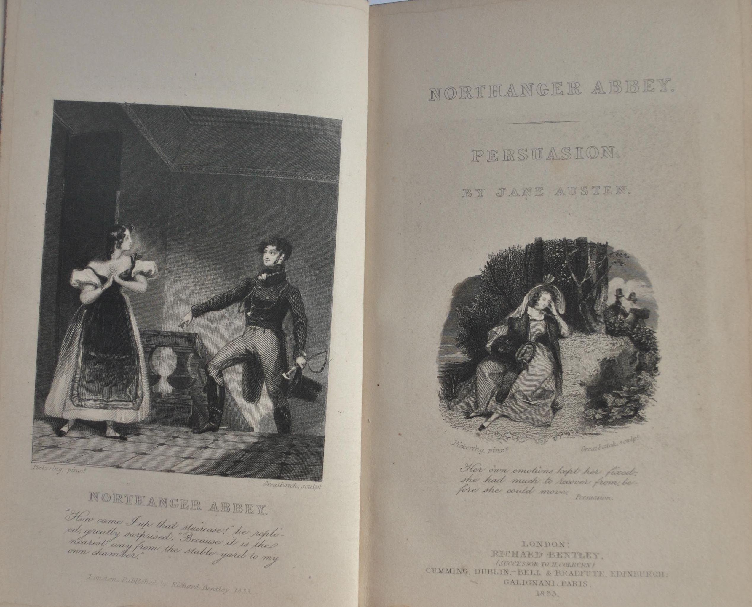 NA P Bentley 1833