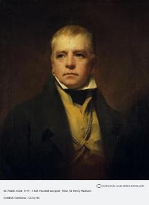 Sir Walter Scott, Raeburn, 1822