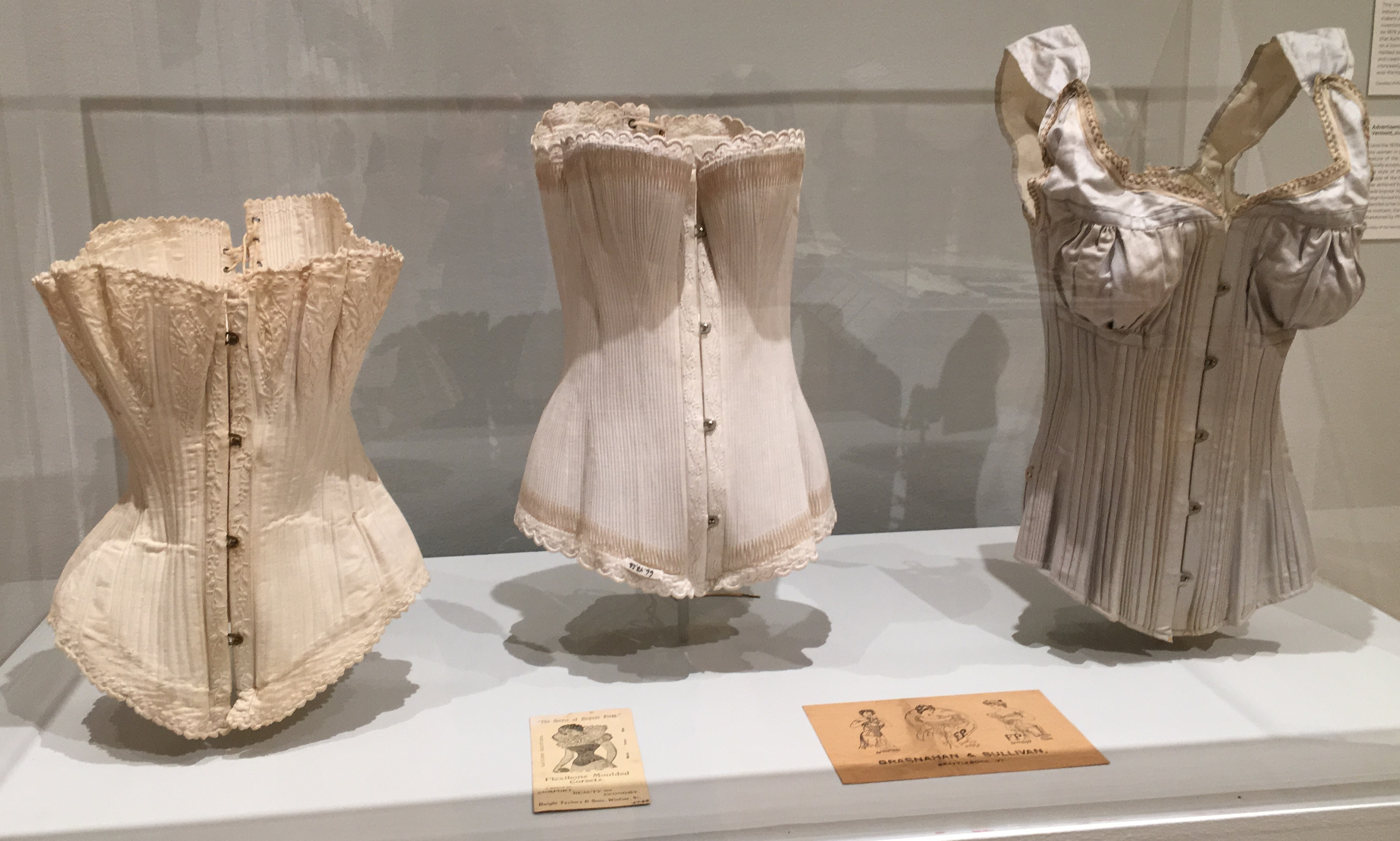 Museum Musings: Victorian Fashion at UVM's Fleming Museum ...